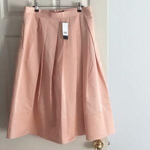 Banana Republic skirt-pale pink